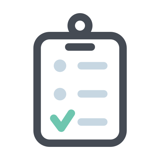 Checklist, Clipboard Icon Free Of App Free Mix Icons