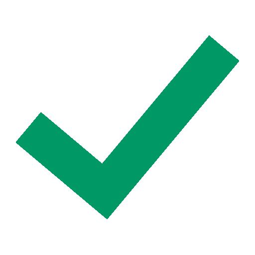 Accept Tick Icon