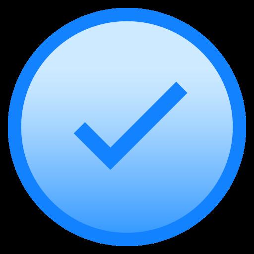 Complete, Interface, Tick, Checkmark, Check Mark, Choose Icon