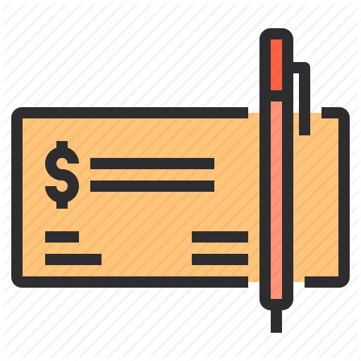 Banking, Business, Check, Finance, Payment Icon