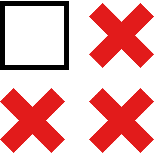 Checkbox Shapes And Symbols Png Icon