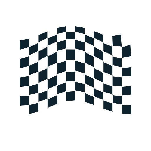 Chequered Flag Icon Clipart