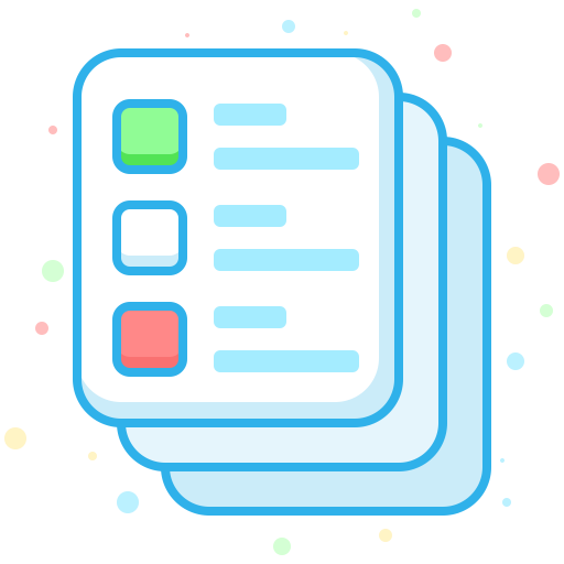 Checklist Icon Business Economic Iconset Inipagi Studio