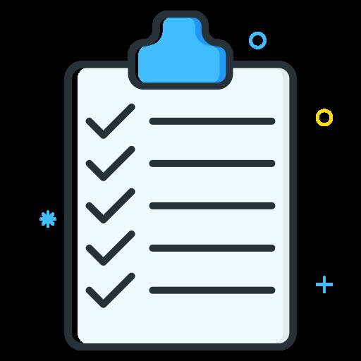 Checklist Icon Free Of Free Job Seeker