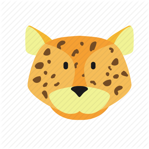 Animal, Cheetah, Leopard, Speed Icon