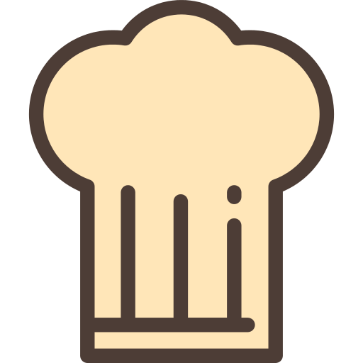 Chef Hat Kitchen Png Icon