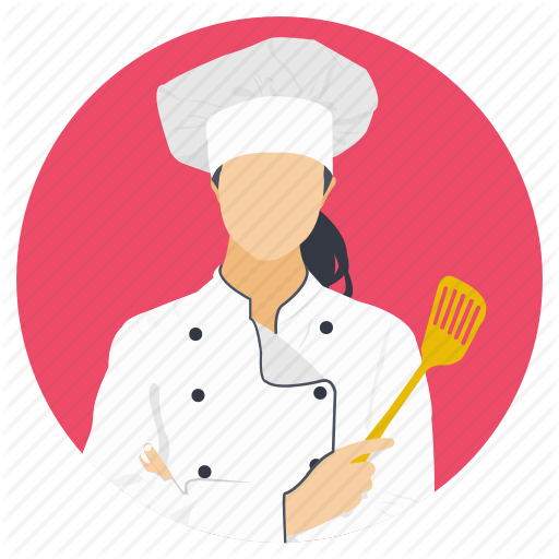 Cooking Apron, Female Chef, Female Cook, Professional Chef