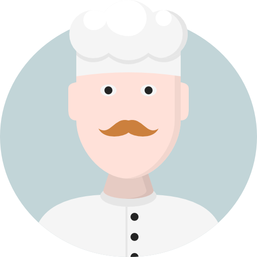 Chef, People, Man, Avatar, Person, Human Icon Free Of Free