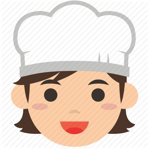 Avatar, Character, Chef, Cook, Profile, User, Woman Icon