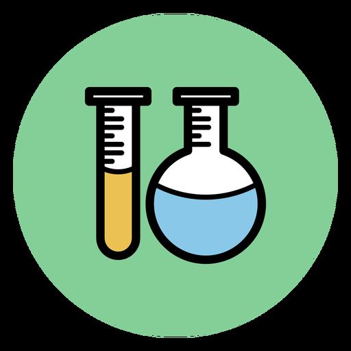 Chemistry Tubes Icon