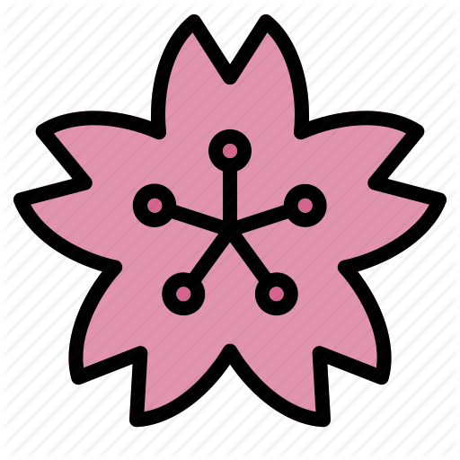 Blossom, Cherry, Flower, Japan, Pink, Sakura, Spring Icon