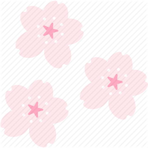 Cherry Blossom, Flower, Nature, Petal, Sakura, Spring Icon