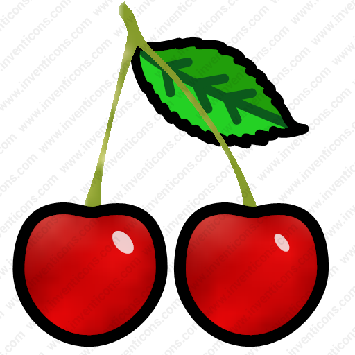 Download Berries,berry,cherry,food,fruit Icon Inventicons