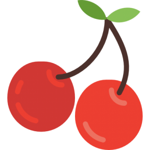 Cropped Cherry Icon Harvest Direct