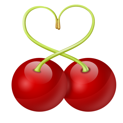 Red Cherry Icon Download Free Icons