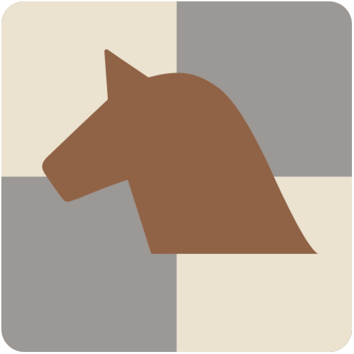 Chess Icon Flat Retro Modern Iconset Grafikartes