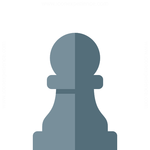 Iconexperience G Collection Chess Piece Pawn Icon