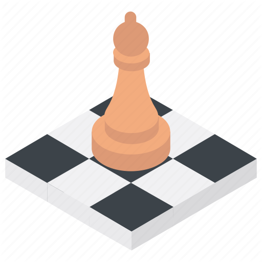 Board Game, Chess, Chess Board, Chess Game, Strategy Icon