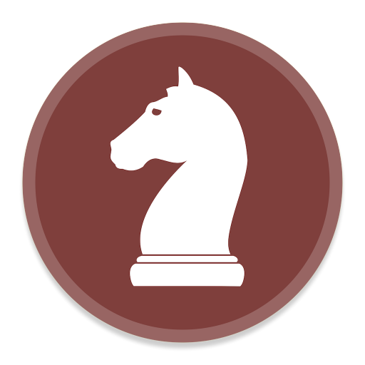 Chess Icon Button Ui System Apps Iconset Blackvariant