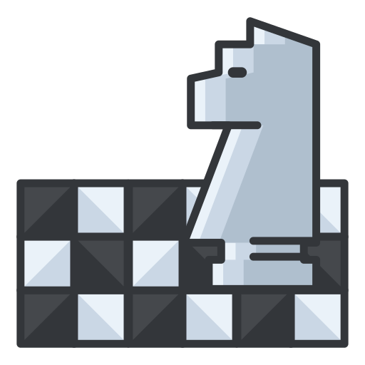 Chess Icon Free Of Free Filled Outline