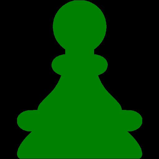 Green Pawn Icon