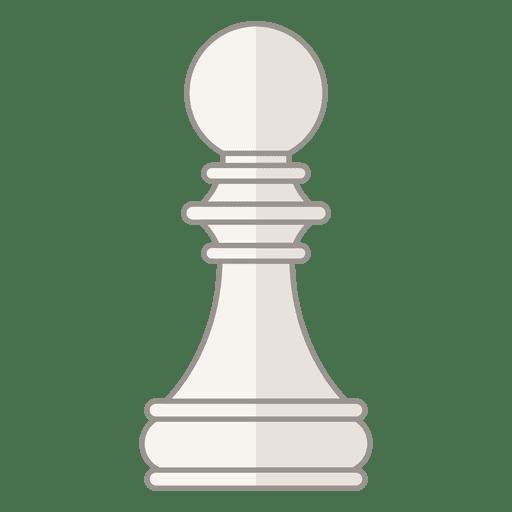King Chess Figure Black