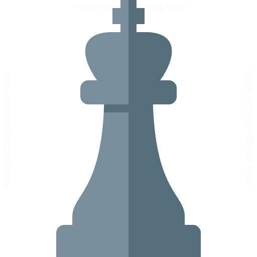 Iconexperience G Collection Chess Piece King Icon