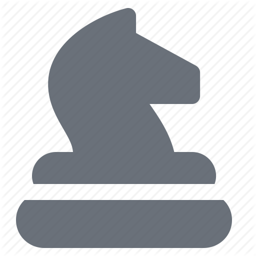 Business Strategy, Chess, Horse, Knight Chess, Pika, Simple Icon