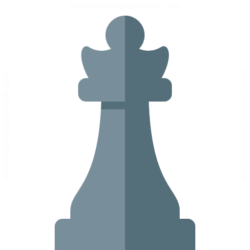 Iconexperience G Collection Chess Piece Queen Icon