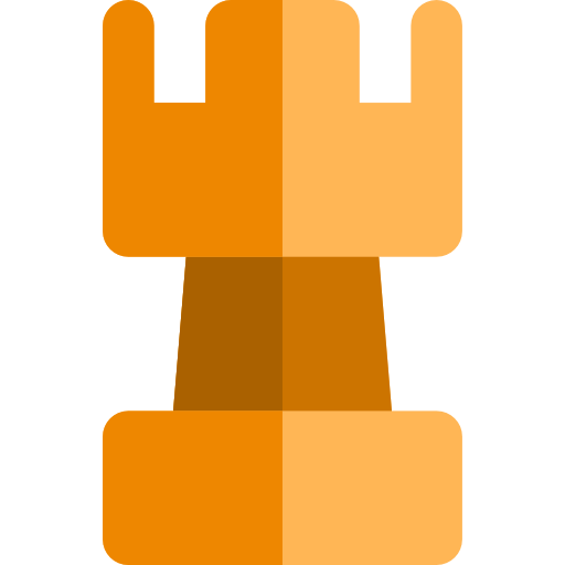 Chess, Strategy, Business, Tower, Chess Piece Icon