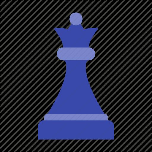 Black Queen, Chess, Figure, Game, Piece, Queen Icon