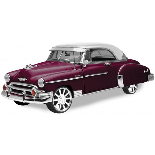 Chevrolet Bel Air Diecast Custom Diecast Model