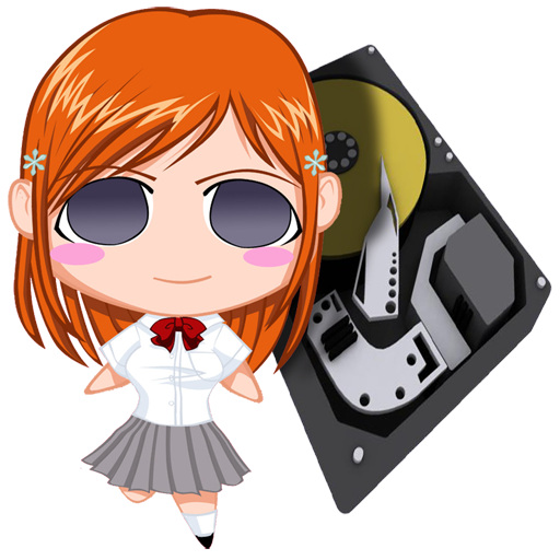 Bleach Chibi Inoue Drive Icon Free Download As Png And Formats