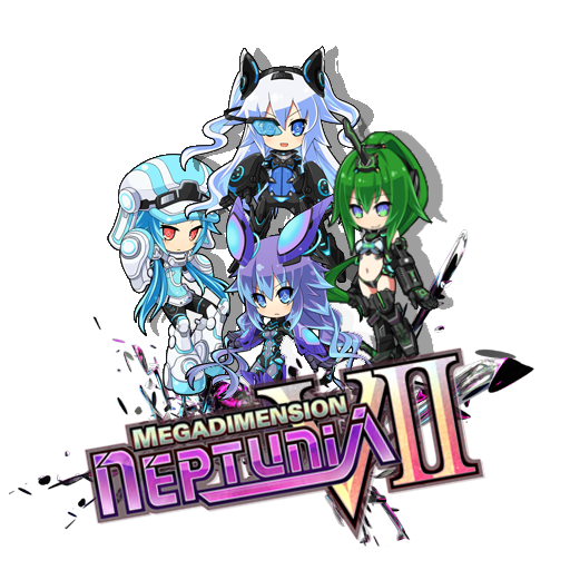 Megadimension Neptunia Vii Chibi Icon