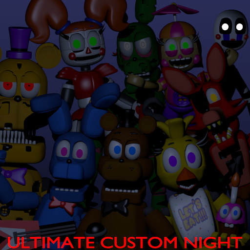 My Own Icon For Ucn Fivenightsatfreddys