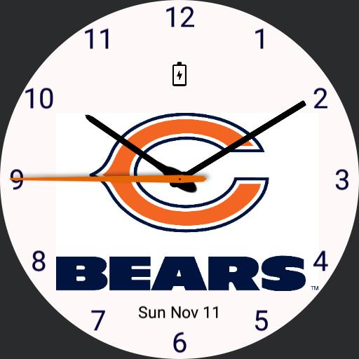 Chicago Bears For G Watch R