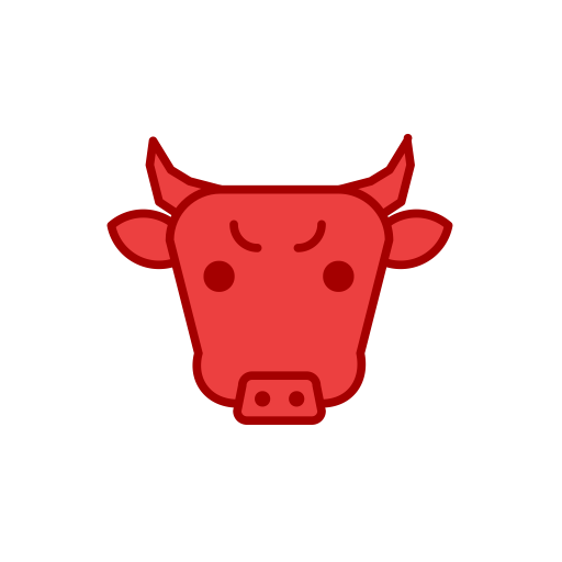Bulls Icons, Download Free Png And Vector Icons, Unlimited