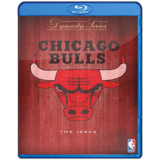 Chicago Bulls Dynasty Series Folder Icons