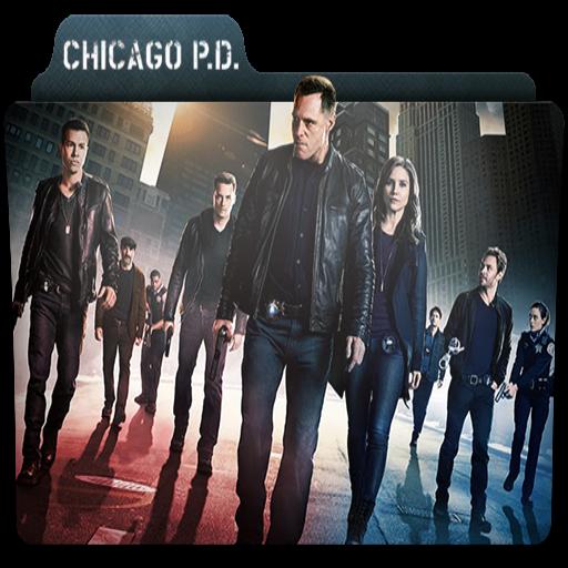 Chicago, Pd, Tv, Series, Folder, Folders Icon Free