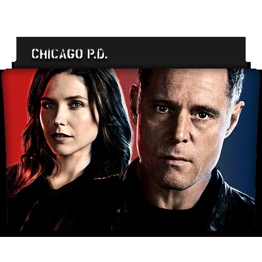 Chicago P D Tv Series Folder Icon