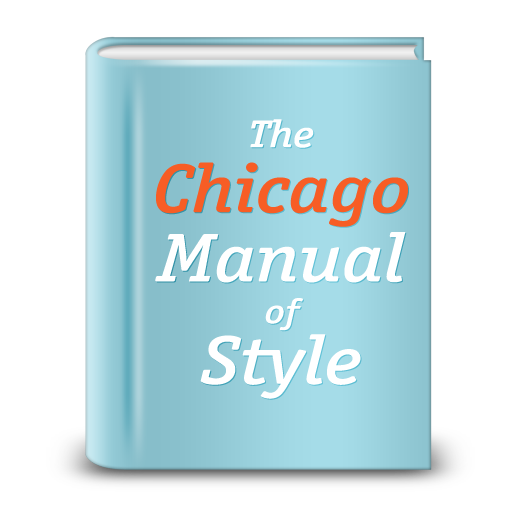Chicago Manual Of Style Icons, Free Icons In Style Guides