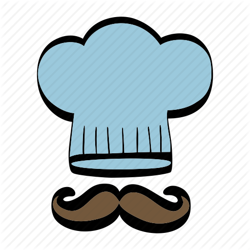 Chef, Chief, Cook, Food, Kitchen Icon