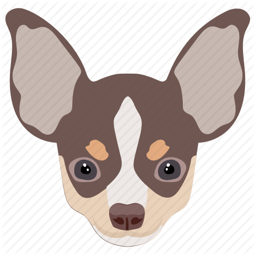 Chihuahua, Companion Dog, Dog, Domestic Animal, Smallest Dog Icon