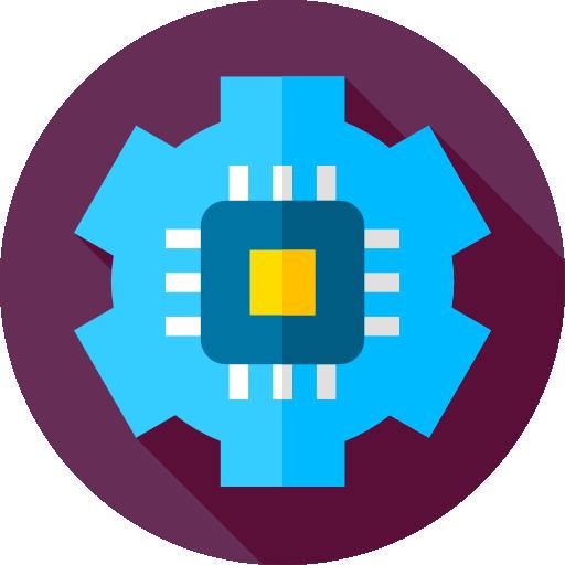 Chip Icon Engineering Freepik