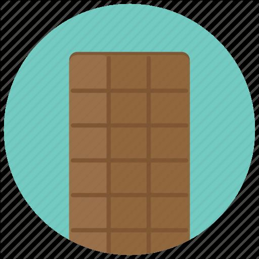 Candy Bar, Chocolate, Chocolate Bar, Sweet, Sweets Icon
