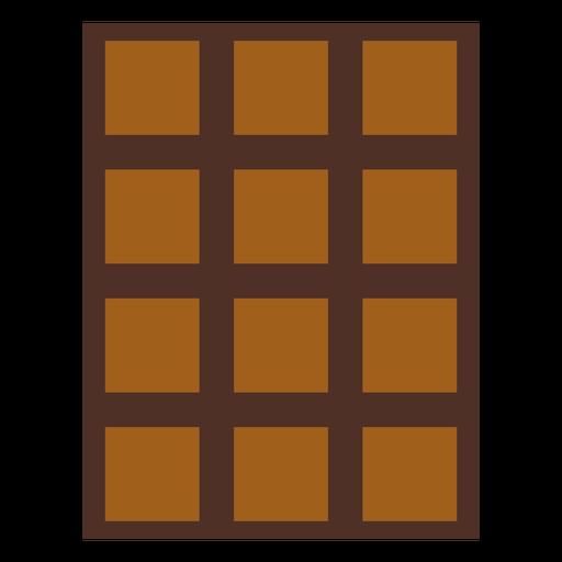 Chocolate Bar Icon Dessert Icon