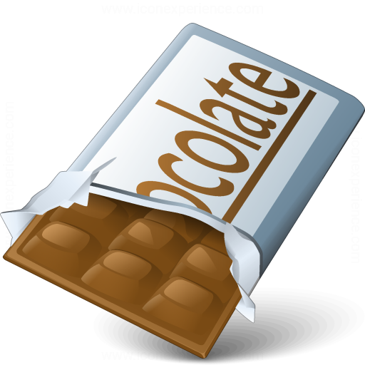 Iconexperience V Collection Chocolate Icon
