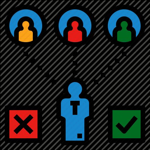 Choose, Contest, Decide, Determine, Select Icon
