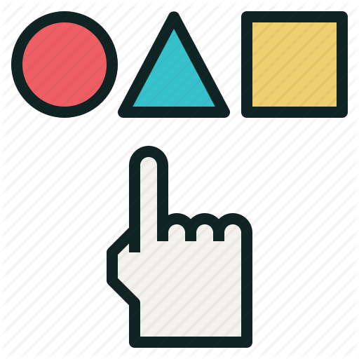 Choose, Decision, Hand, Making Icon