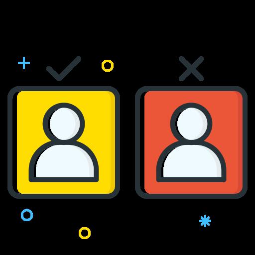 Choose Icon Job Seeker Iconset Inipagi Studio